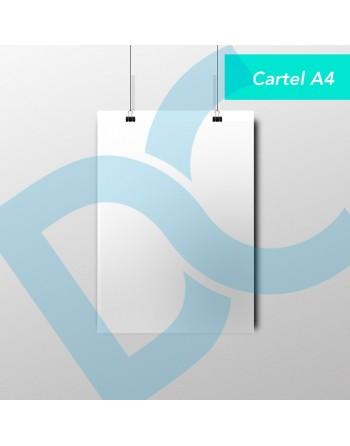 CARTELES A4
