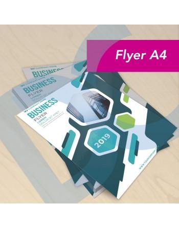 FLYER A4 -  5-7 dias