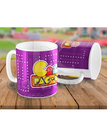 Taza Arcade PacMan