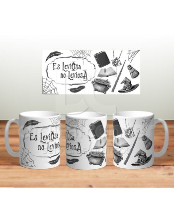 Taza Personalizada Harry...