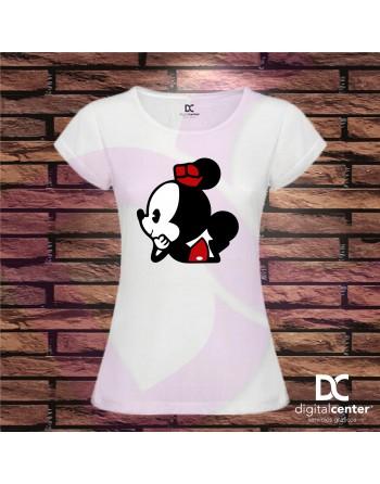 Camiseta Mujer Mickey