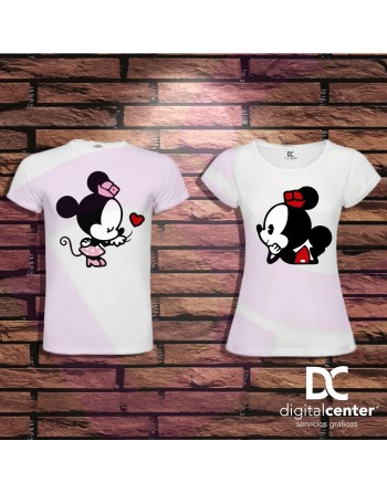 Pack 2 Camisetas Mickey And...