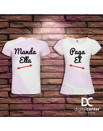 Pack 2 Camisetas ElPaga...