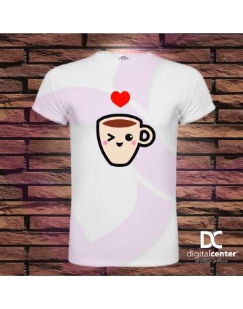 Camiseta hombre Cup