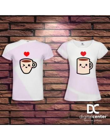 Pack 2 Camisetas Cup