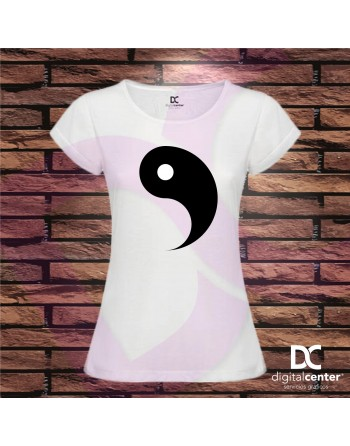 Camiseta Mujer yang