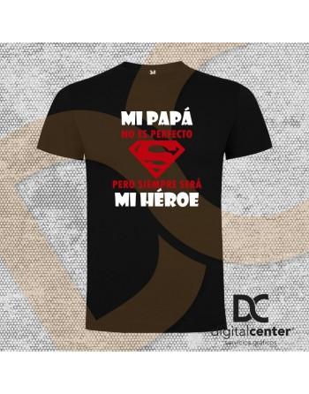 Camiseta Papá no es...