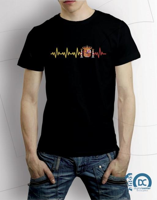 Camiseta Latido Escudo España