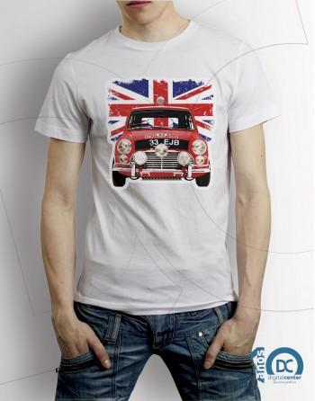 Camiseta Monte Carlo Mini