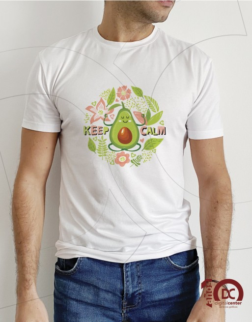 Keep Calm and Avocado