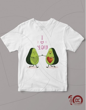 I love You Avocado