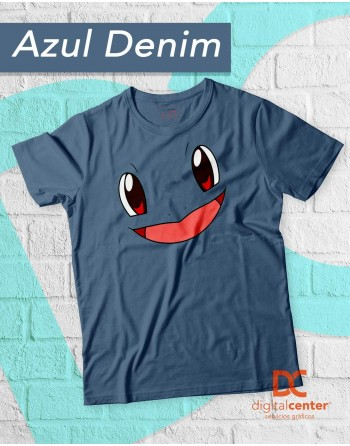 Camiseta POKÉMON Squirtle