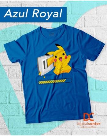 Camiseta POKÉMON pikachu...