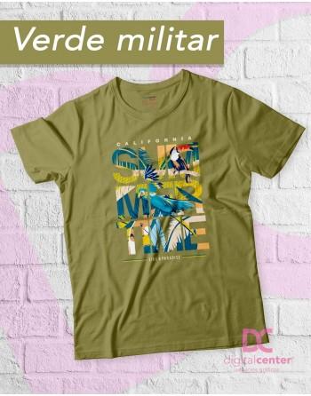 Camiseta Summer time