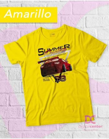 Camiseta summer road racing