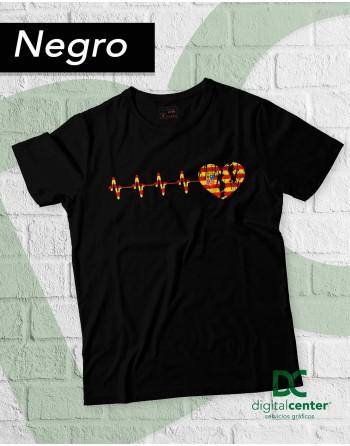 Camiseta latido Aragón en...