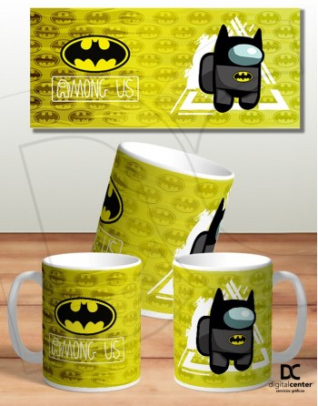 Taza, Batman