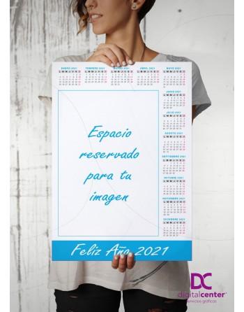 Calendario Lámina Personalizado