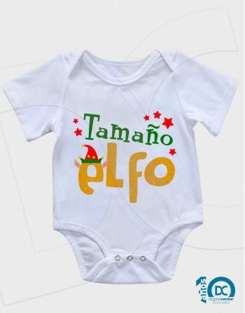 """Body Bebé """"Tamaño Elfo"""""""