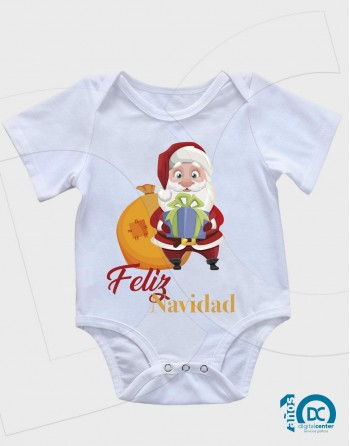 """Body Bebé """"Feliz Navidad"""""""
