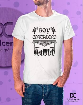 Camiseta soy Costalero