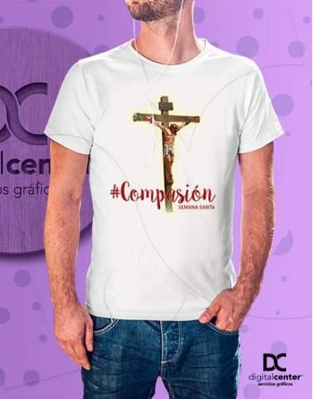Camiseta compasion