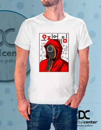 Camiseta Squid Game 2