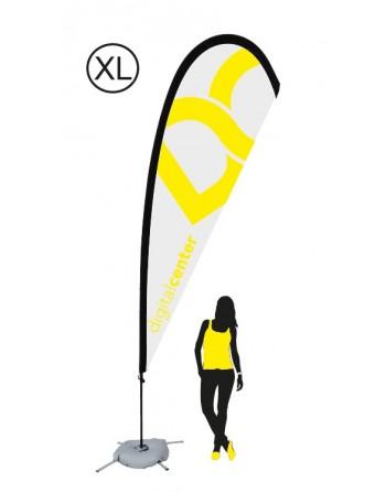 Bandera Lagrima XL