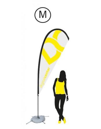 Bandera Lagrima M