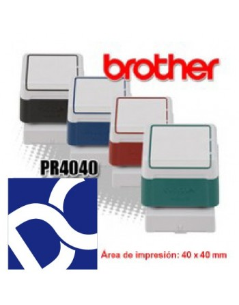Sello Brother 40x40