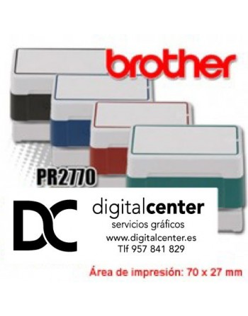 Sello Brother 27x70