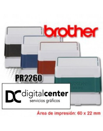 Sello Brother 22x60