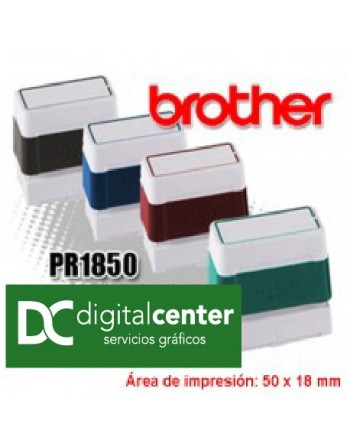 Sello Brother 18x50
