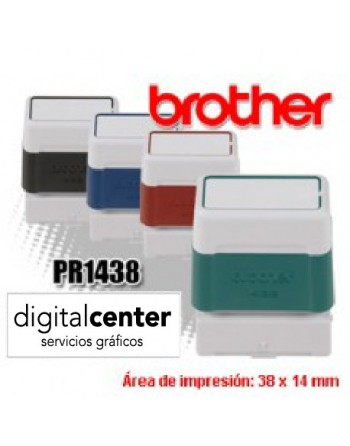 Sello Brother 14x38