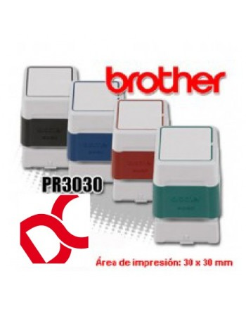 Sello Brother 30x30