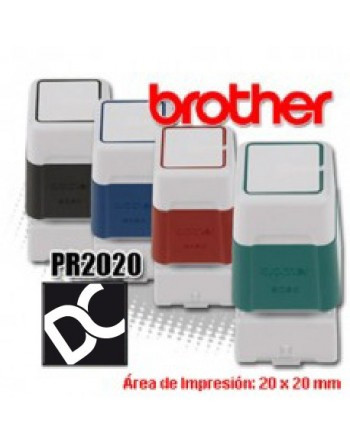 Sello Brother 20x20